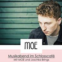 Konzertabend im Schlosscaf mit Moe und Joschka Brings
