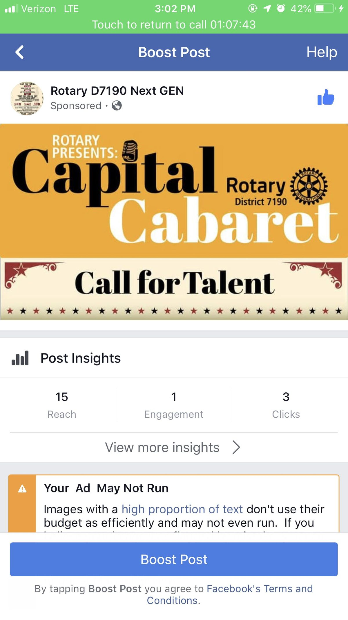 Rotary presents Capital Cabaret