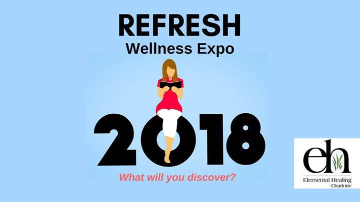 Refresh 2018 Wellness Expo