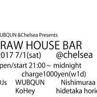 RAW HOUSE BARchelsea