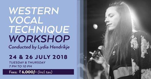 Western Vocal Technique Workshop