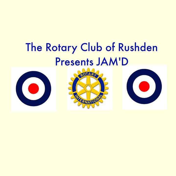 The rotary club of rushden presents jamd at athletic club the rotary club of rushden presents jamd malvernweather Image collections