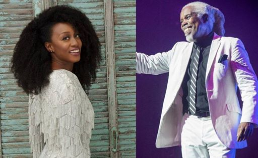 Kew The Music Beverley Knight and Billy Ocean