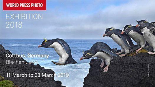 World Press Photo Exhibition 2018 Cottbus Germany