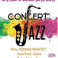 Paul Adorno Quartet