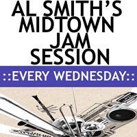 Al Smith Jam Session Open-Mic