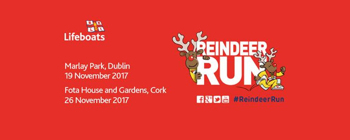 RNLI Reindeer Run and Fun Day Marlay Park