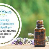 LPFL Green Beauty &amp Healthy Hormones Workshop