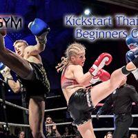 Kickstart Thai Boxing Beginners Course