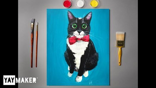 Paint Your Pet at Limitless Brewing