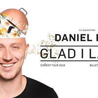 Daniel Lill GLAD I LGET - Comedy Zoo Aarhus