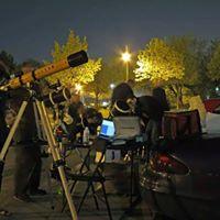Public Solar Observing &amp Stargazing Night