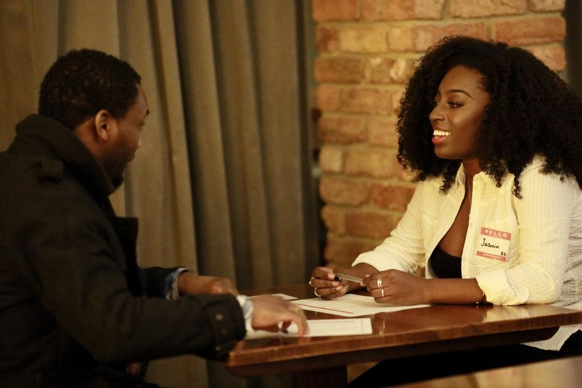 Speed dating boston under 30
