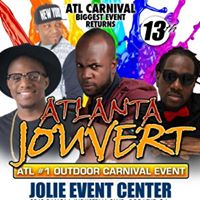 Atlanta Jouvert 2017 (13th Annual)