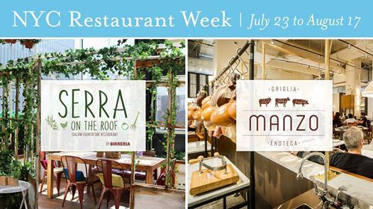Restaurant Week At Eataly Nyc Flatiron