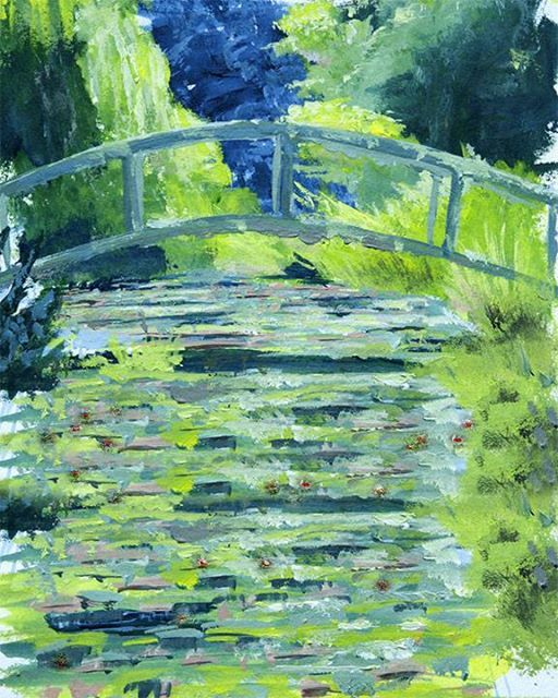 ArtMasters - PAINT PARTY - Paint Like Monet