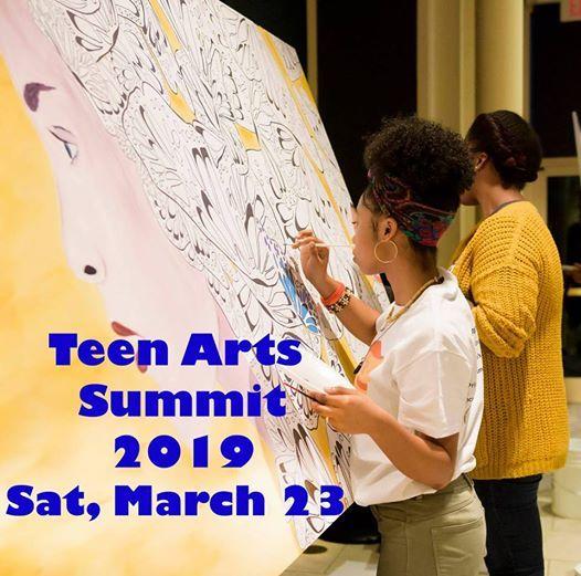 Teens Art Summit