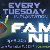 Food Truck Invasions Family Night at Plantation