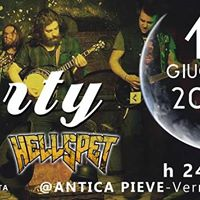 La Notte dei Briganti2017After Party con Hell Spet Country Band