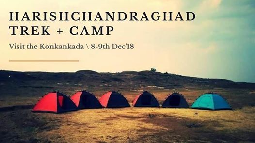 Trek  Camp to Harishchandraghad