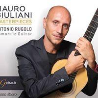 Mauro Giuliani Masterpieces  Concerto-Presentazione