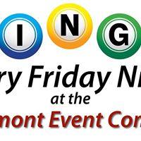 Friday Night Money Bingo