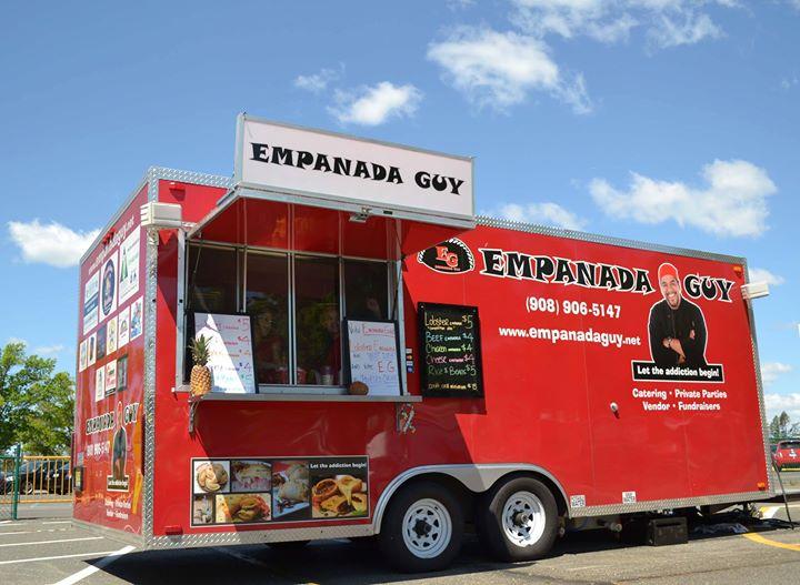 The Empanada Guy Food Truck