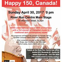 Happy 150 Canada