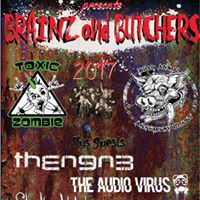 Free Show - Toxic Zombie Dead Animal Assembly Plant &amp MORE