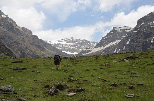 Trek to Rupin Pass