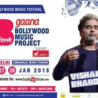 Vishal Bhardwaj  Bollywood Music Project - Delhi 2018