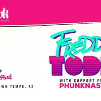 Freddy Todd at Shady Park