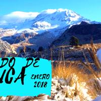 Nevado De Toluca Febrero 2018