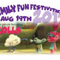 Family Fun Festivities 2017