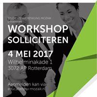 Workshop Solliciteren