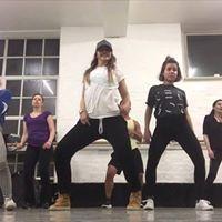 Exeter UK Mash It Up Fitness Instructor Training