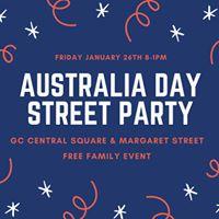 Australia Day Street Party