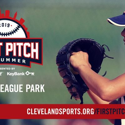 First Pitch of Summer presented by Progressive and KeyBank