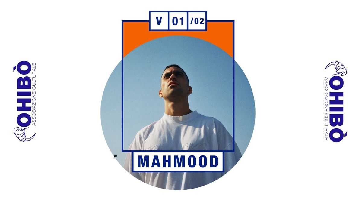 Mahmood in concerto allOhib