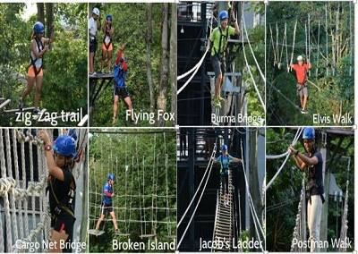 RSVP FULL-Canopy Challenge Walk (05/06/2016) & RSVP FULL-Canopy Challenge Walk (05/06/2016) at Safra Adventure ...