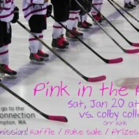 Pink in the Rink Fundraiser Event