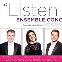 Jacksonville Symphony &quotListen Up&quot Ensemble Concert