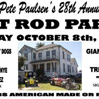 Petes Hot Rod Party