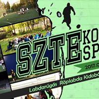 I. SZTE Kollgiumok Sportnapja