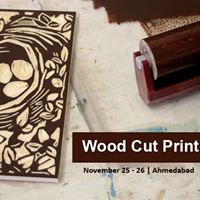 Wood Cut Print Workshop