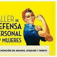 4 Taller de Defensa Personal para mujeres