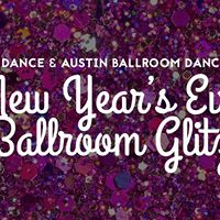 New Years Eve Ballroom Glitz