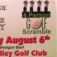 CANCELLED Tecumseh Dance Theatre Company - 10th Annual 4 Person Golf Scramble
