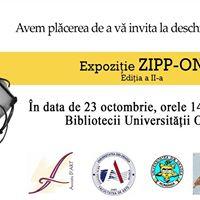 Expozitie ZIPP On (editia a II-a)