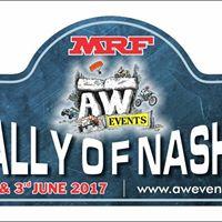 MRF 2W Rally of Nashik 2017